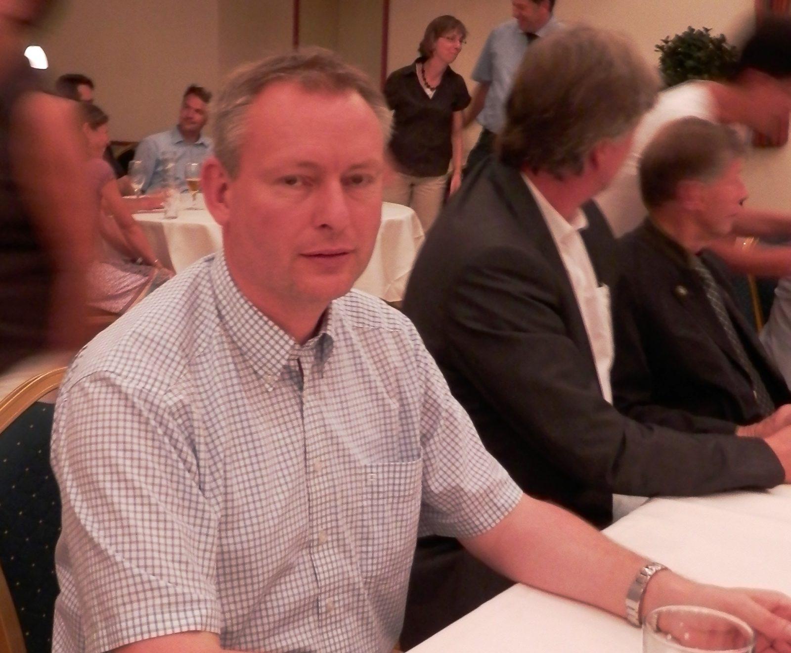 Uwe Hansen grünes Mitglied im Amtsausschuss