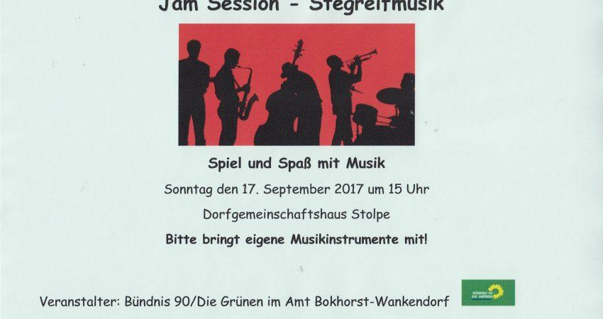 Plakat Jam Session